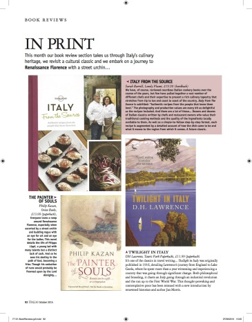 Italia! Magazine - From the Source Italy
